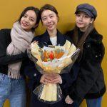 「Girls' Day」出身ヘリ&ソジン&ユラ、変わらない友情…より美しくなった美女三銃士