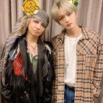 【トピック】キム・ジェジュン(JYJ)、日本でHYDEとの近況写真が話題