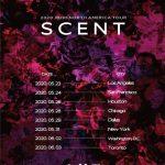 JBJ95、2020北米ツアー「SCENT」公式ポスター公開…LAからトロントまで