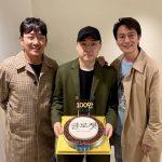 映画「クローゼット」、公開11日目で100万人突破…ハ・ジョンウ&キム・ナムギルが写真を公開