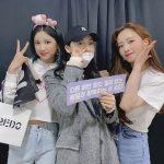 """ユン・ボミ(Apink)、6度目の単独コンサート→ムンビョル(MAMAMOO)と""""MAMApink""""ショット"""