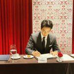 """CNBLUEジョン・ヨンファ、際立つビジュアルは健在!""""カリスマオーラで魅了"""""""