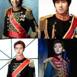 """チュ・ジフン、東方神起ユンホ、NU'ESTミンヒョン、キム・ドンハン、皇帝の品格…""""このコンセプト最高"""""""