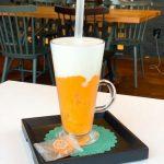 <トレンドブログ>【韓国カフェ】昌徳宮を見下ろすカフェ ホンシグンで柿スイーツを堪能