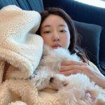 """<トレンドブログ>女優キム・サラン、40代とは思えない童顔美貌""""20代かと"""""""