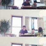 <トレンドブログ>女優ソ・ユジン、子供たちと遊ぶ夫ペク・ジョンウォンの日常..仲良く折り紙遊び