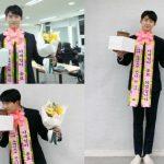 """「2PM」テギョン、「ザ・ゲーム」終了の心境語る…""""除隊後の復帰作だったのでとても緊張した..良い姿をお見せしたい"""""""