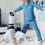 """<トレンドブログ>ソ・イヒョン♥イン・ギョジン、2人の娘と全身で遊ぶパパ""""育児の達人"""""""