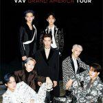 <トレンドブログ>「VAV」、新型コロナの影響を受け、開催中のグランドアメリカツアーの日程を延期。