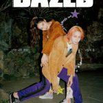 <トレンドブログ>歌手ヒョナ&DAWNカップル、揃ってグラビアに登場!互いを褒め称える美しいカップル。