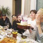 ヒチョル(SJ)、お祝いパーティーにキュヒョン、ソン・ガインにペク・ジョンウォン、ソ・ユジンまで…「美味しさの広場」総出動