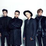 BIGBANG、米コーチェラでのカムバックステージが新型コロナで10月に延期か