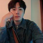 """<トレンドブログ>俳優チョン・イル、素敵さ爆発…""""みなさん健康に"""""""
