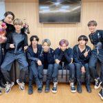 """<トレンドブログ>「防弾少年団(BTS)」、「ミュージックバング」1位認証ショット""""ARMYに感謝..次の舞台も待ってて"""""""