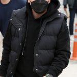 「PHOTO@鉄原」V.I(元BIGBANG)、こわばった表情で入隊