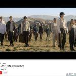 防弾少年団(BTS)の新曲MV 2本とも再生1億回突破