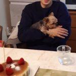 俳優チェ・ウシク、本日(3/26)誕生日を迎えSNSで感謝のコメント…愛犬との写真も話題に