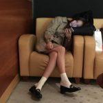 クリスタル(元f(x))、「姉のジェシカと連絡中? 」国宝級の脚線美