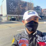 チュ・ジフン、マスク姿でもハンサムな近況公開