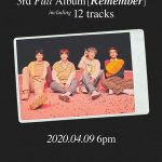 「WINNER」、4月9日にフルアルバム「Remember」発売確定=26日「Hold」先行公開