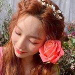 テヨン(少女時代)、春を呼ぶ花の微笑み…「3月こんにちは」