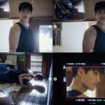 俳優アン・ボヒョン、「梨泰院クラス」出演の感想? セクシーな腕の筋肉誇り…「豆腐持ってきて」