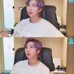 """防弾少年団(BTS)RM、無観衆での放送と公演取り消しの心境…""""無気力で残念だった"""""""