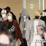 「PHOTO@仁川」NCT 127、海外日程を終えて韓国帰国…ファンの出迎えにびっくり