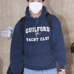 「PHOTO@金浦」CNBLUEジョン・ヨンファ、 海外での日程を終えて韓国帰国