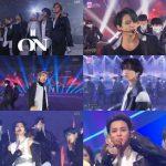 防弾少年団(BTS)、「人気歌謡」2週連続1位… 歴代級パフォーマンスで「ON」の活動終了