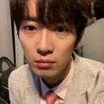 <トレンドブログ>俳優イ・サンヨプ、うるんだ瞳..素敵なビジュアルでドラマ撮影中の日常公開