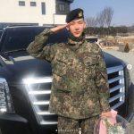 チョ・グォン(2AM)、「軍生活中は音楽に対するインスピレーションを多く得た」