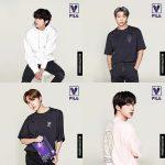 【トピック】「防弾少年団(BTS)」、新しい「FILA」の写真がかっこよすぎると話題