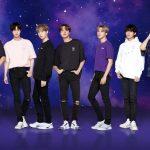 「FILA」、防弾少年団(BTS)広告公開…星座や宇宙をイメージしたボイジャーコレクション発売