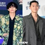 【トピック】俳優パク・ソジュン&「BTS(防弾少年団)」Vの友情に再び注目