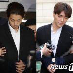 韓国検察、集団性的暴行容疑のチョン・ジュンヨンとチェ・ジョンフンに「控訴を棄却せよ」