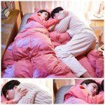 キム・ミョンス(INFINITEエル)&シン・イェウン、ロマンス史に長く残る熟睡ツーショット「おかえり」