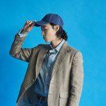 <トレンドブログ>俳優リュ・ジュンヨル、長髪&ダンディーなスーツ姿でモデルオーラ..ビハインドカットもAカットのように