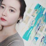 """<トレンドブログ>女優ク・へソンは展示会の準備中!""""8キロ痩せた""""近況写真を公開!"""