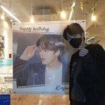 """<トレンドブログ>「愛の不時着」出演俳優キム・ジョンヒョン、誕生日を迎え認証ショット公開""""お祝いのおかげで特別な日として記憶されるよう"""""""