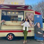 <トレンドブログ>女優キム・ヒソン、ファンからのケータリングコーヒーカーのプレゼントに感謝を伝える!