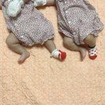 【トピック】チェ・ミンファン(FTISLAND)の妻ユルヒ、生後約2か月の双子の写真公開