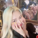 """<トレンドブログ>「少女時代」ヒョヨン、華麗な金髪の女神""""さあ笑って"""""""