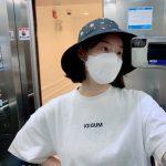 <トレンドブログ>女優ハン・ジヘ、検事の夫と済州島生活中の近況…ボブヘアに変身後も相変わらずな清純美
