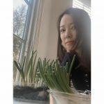 <トレンドブログ>女優ソン・テヨン、直接育てたネギとツーショット…ナチュラルメイクで誇る清純美貌