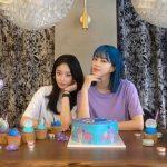 <トレンドブログ>女優ハン・イェスル、「T-ARA」ジヨンと仲良くホームパーティー認証ショット!!