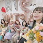 <トレンドブログ>「Apink」チョン・ウンジ、「Apink」デビュー9周年を祝う…変わらない美しい妖精