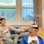 <トレンドブログ>俳優イ・ボムス、ソダ姉弟と共におうち時間…仲むつまじいそっくり家族