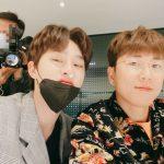 <トレンドブログ>「SECHSKIES」チャンスウォン&クォン・ヒョンビン(VIINI)、素敵さが2倍…眼福イケメンたちのツーショット