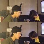 "BTS(防弾少年団)V、今度は部屋でおこもり…""そのまま口ずさんで"""
